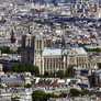 Notre Dame view from Montparnasse Tower By Edal Anton Lefterov