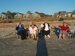 Seabrook Island - my favorite spot for fun vacations with friends and family!