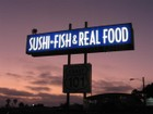 Sushi and Real Food Photo by Kathy McGraw