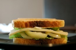 A Traditional Sandwich