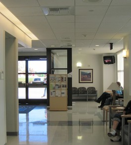 Emergency Room Waiting Area