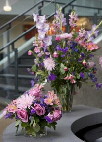 Flowers in the Workplace