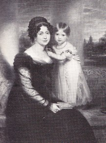 QUEEN VICTORIA AND HER MOTHER
