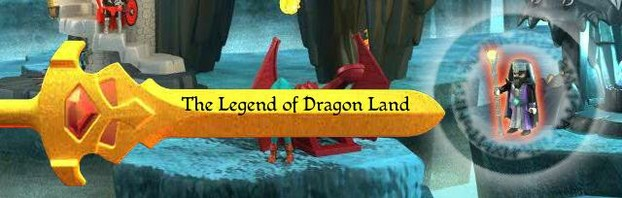 Playmobil Legend of Dragon Land