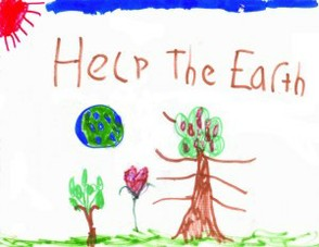Children Helping the Earth