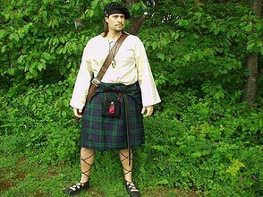 A Scottish Kilt