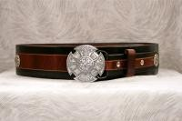 The Blackbeard Belt available from Utilikilts
