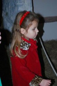 Bethlehem Walk...Age Four