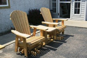 Wooden Chair Set