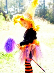 Little Witchy Tutu Set