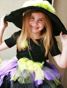 Witchy Tutu Set