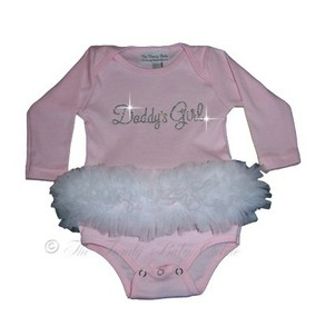 Daddy's Girl Tutu Onesie