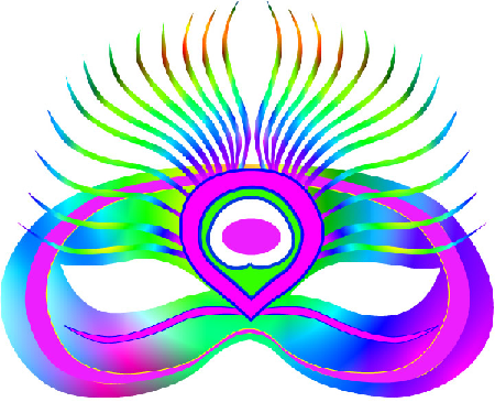 Fancy Masquerade Mask