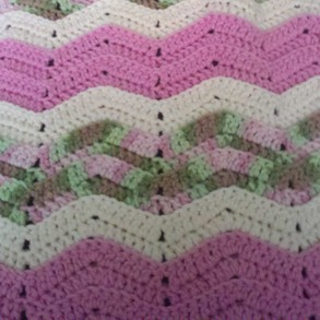 Beginner Crochet Ripple Afghan Pattern : DOUBLE CROCHET RIPPLE AFGHAN PATTERN ? Crochet For Beginners