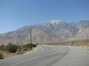 Whitewater and San Gorgonio Mountains