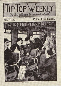 Frank Merriwell's Holidays