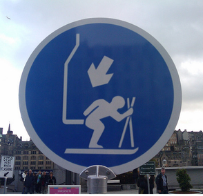 Funny Signs from Edinburgh
