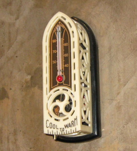 Church Shaped Thermostat