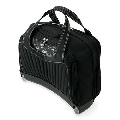 Business Laptop Bags With Wheeled Rolling Laptop Bag on Wheels