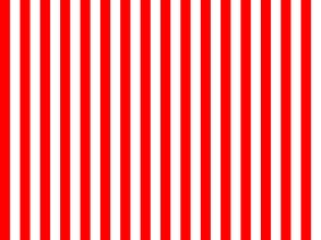 Pirate Red Striped Sail