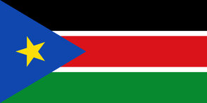 Flag of South Sudan