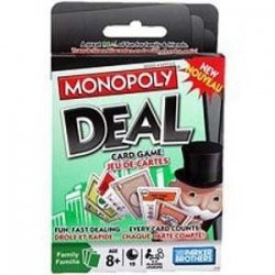Monopoly Deal Strategy
