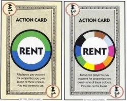 Rent Cards