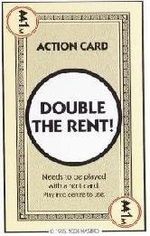 Double Rent Card