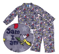 Sam-I-Am Pajamas