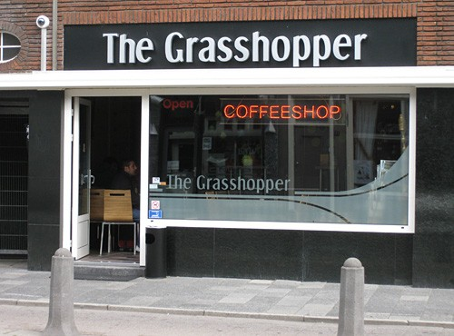 CoffeeShop The Grasshopper