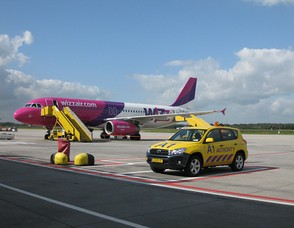 Wizzair Ready to Depart