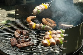 Cooking on the Barbecue