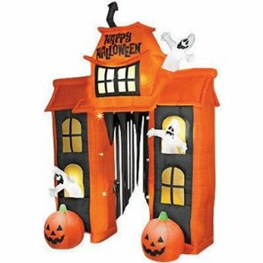 Inflatable Haunted Arch