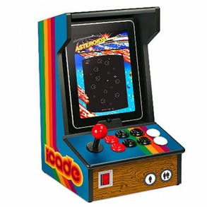 iCade Arcade Cabinet for your iPad
