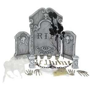 Kits help your graveyard come to life
