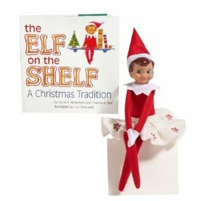 The Elf on The Shelf - A Delightful Christmas Tradition