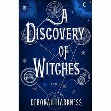 A Discovery of Witches - Jacket cover