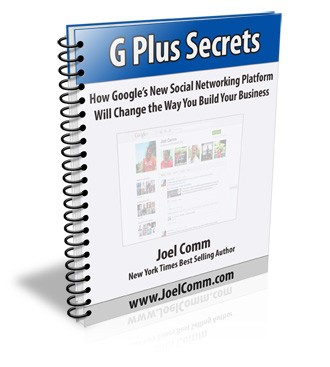 Google Plus Secrets eCover