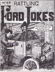 Ford joke book