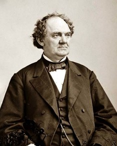PT BARNUM WHO TRIED TO BUY THE STATUE
