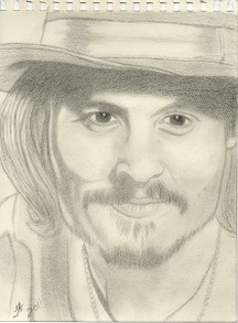 Oh, Yea! Johnny Depp