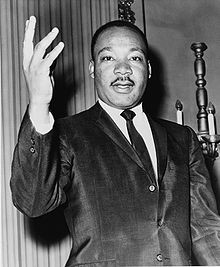 Martin Luther King, Jr. 1964