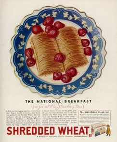 Shredded Wheat ad