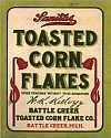 early Corn Flakes package