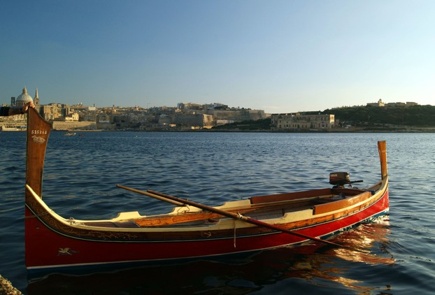Boats and Buses of Malta