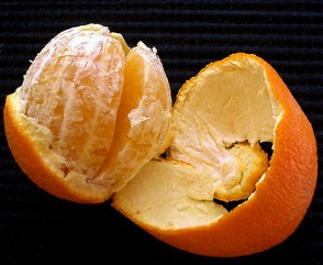 Peeling an Orange -- Too Much Work?