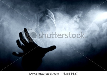 Ghost Photos on ShutterStock
