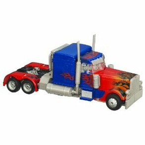Optimus Prime in Vehicle Mode