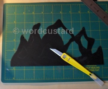 Black swan crown template - photo#22