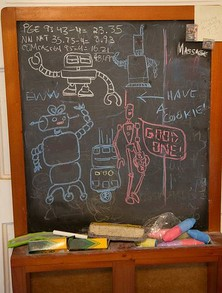 Household Chalkboard
